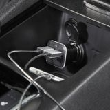 Bluehive Dual USB Car Charger with Quick Charge | BLUEHIVEnull