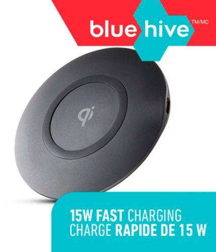 Tapis de recharge rapide sans fil ultramince Bluehive, 15 W Image de l'article