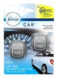 Febreze Car Air Freshener Vent Clips, New Car Scent, 2-pk   Febreze   Canadian Tire