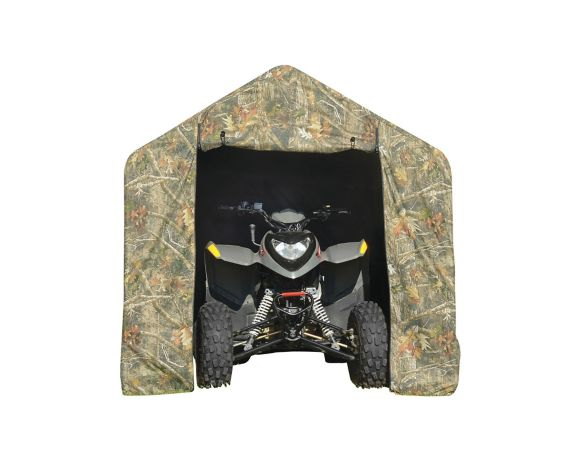 Abri Shelterlogic, camouflage, 6 pi x 6 pi x 6 pi