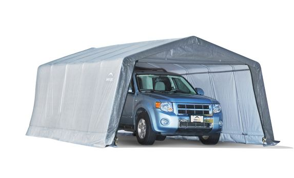 Garage-in-a-Box, 12-ft x 20-ft x 8-ft