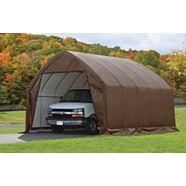 Shelter Logic Round Style Auto Shelter Sandstone Cover