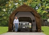 SUVs/Trucks Garage-in-a-Box, 13-ft x 20-ft x 12-ft | Shelter Logic | Canadian Tire