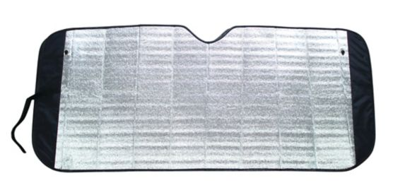 AutoTrends Vehicle Sunshade with Premium Foam Insulation Product image