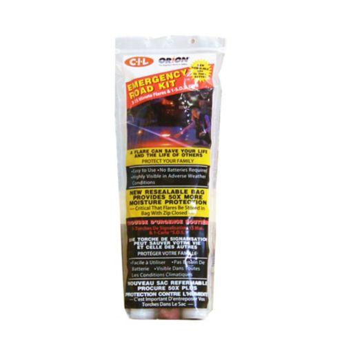CIL Orion Emergency Flare Road Kit