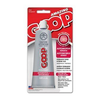 Amazing GOOP Automotive Adhesive, Clear