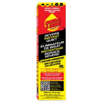 Dura Lube Instant Quiet for Engines and Transmission, 236-mL