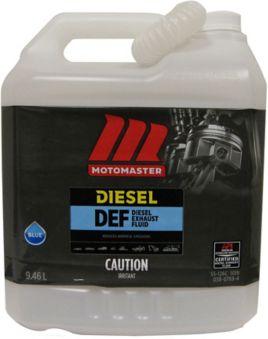 MotoMaster Diesel Exhaust Fluid (DEF), 9 46-L