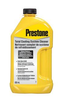 Prestone Radiator Flush Plus Cleaner, 650-mL