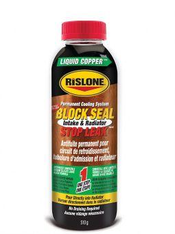 Rislone Liquid Copper Block Seal Intake/Radiator Stop Leak, 510-g