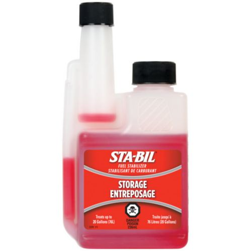 Sta-Bil Fuel Stabilizer, 236-mL Product image