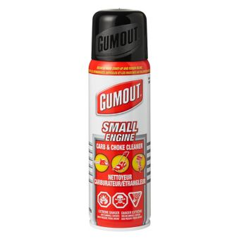 Gumout Small Engine Carb & Choke Cleaner, 170-g