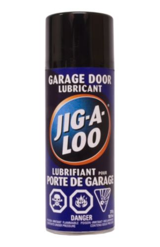 JIG-A-LOO Garage Door Lubricant, 311-g Product image