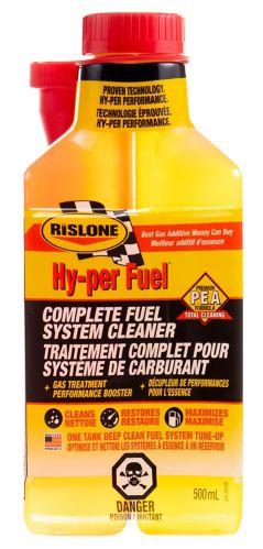 Nettoyant Rislone, système d'alimentation essence, 500 mL Image de l'article