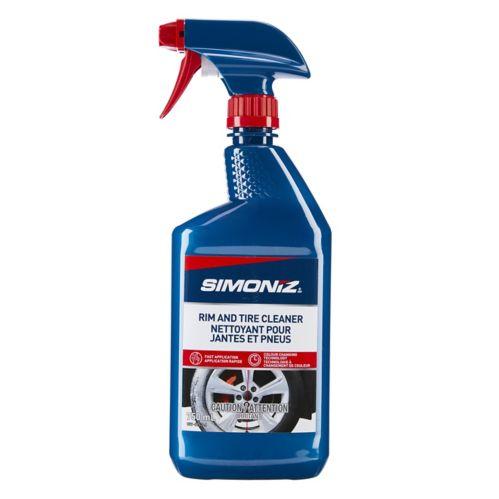 SIMONIZ Rim & Tire Cleaner, 750-mL