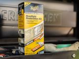 Meguiar's Heavy Duty Headlight Restoration Kit, 7-pc | Meguiarsnull