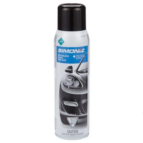 SIMONIZ Waterless Wash & Wax, Aerosol, 460-g Product image