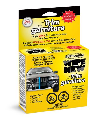 Wipe New for Trim