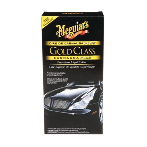 Meguiar's Gold Class Liquid Wax, 454-mL Product image