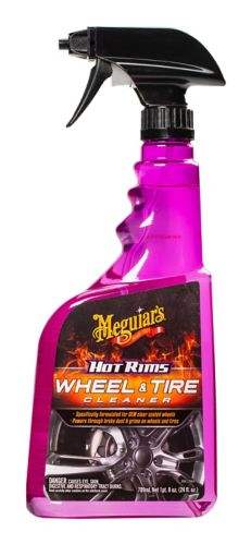 Meguiar's Hot Rims Wheel & Tire Cleaner, 682-mL Product image
