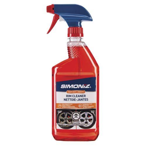 Simoniz Heavy Duty Auto Rim Cleaner, 750-mL