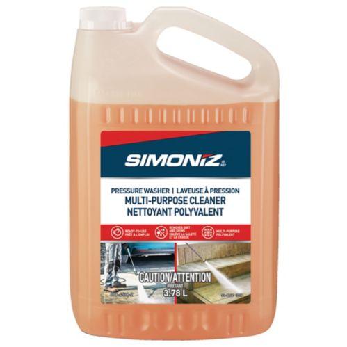 Simoniz All-purpose Pressure Washer Detergent