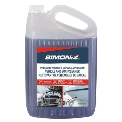 Simoniz Car & Boat Pressure Washer Detergent Product image