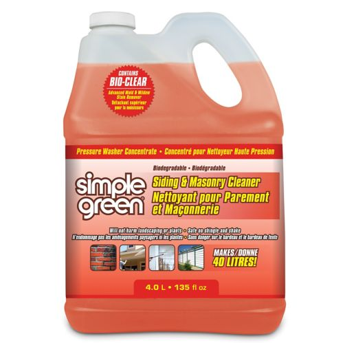 Simple Green House & Siding Pressure Washer Detergent Product image