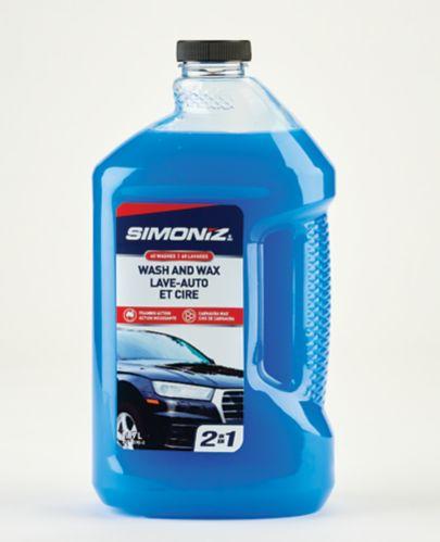 SIMONIZ Wash & Wax, 1.89-L