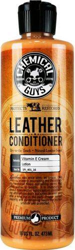 Chemical Guys Leather Conditioner, 473-mL