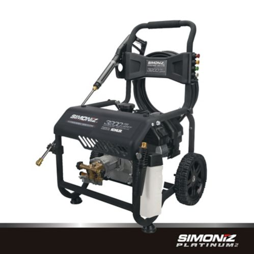 Simoniz Platinum Heavy-Duty 3200 PSI Gas Pressure Washer