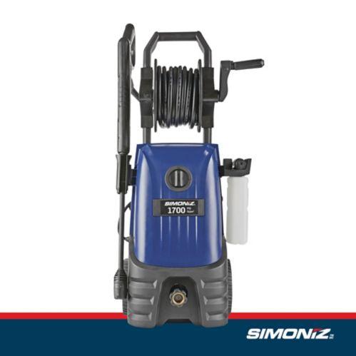 Simoniz 1700 PSI Electric Pressure Washer Product image