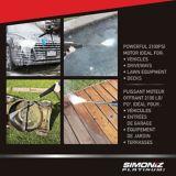 Simoniz Platinum 2100 PSI Electric Pressure Washer | Simoniznull