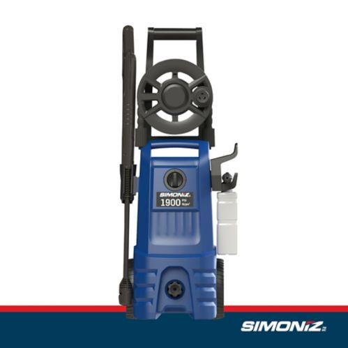 Simoniz 1900-PSI Electric Pressure Washer Product image