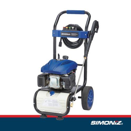 Simoniz 2800 PSI Gas Pressure Washer