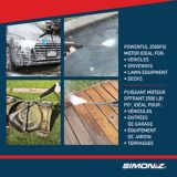 Simoniz 2800 PSI Gas Pressure Washer | Simoniznull