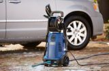 Simoniz 1700 PSI/1.4 GPM Electric Pressure Washer | Simoniznull