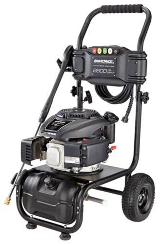 Simoniz Platinum 2600 PSI  Gas Pressure Washer with KohlerXT Product image
