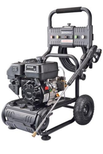 Simoniz Platinum 3200 PSI Gas Pressure Washer Product image
