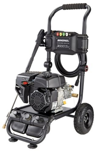 Simoniz Platinum 3000 PSI Gas Pressure Washer, 2.3 GPM Product image
