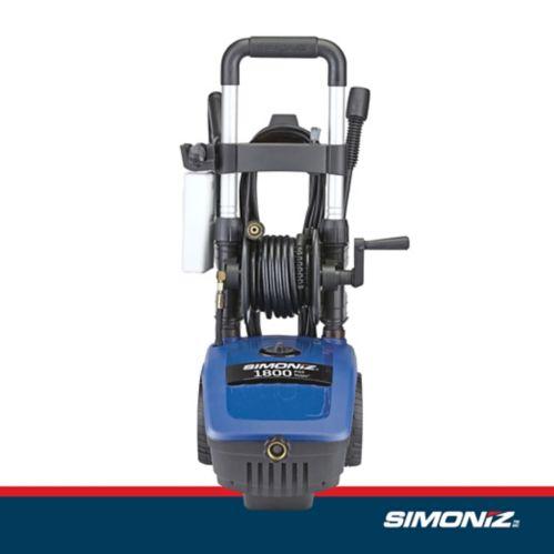 Simoniz 1800 PSI Electric Pressure Washer Product image