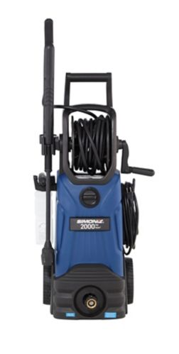 Simoniz 2000 PSI/1.5 GPM Electric Pressure Washer Product image