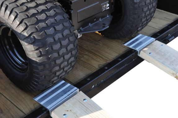 Extruded Aluminum Ramp Plate 8 In Canadian Tire