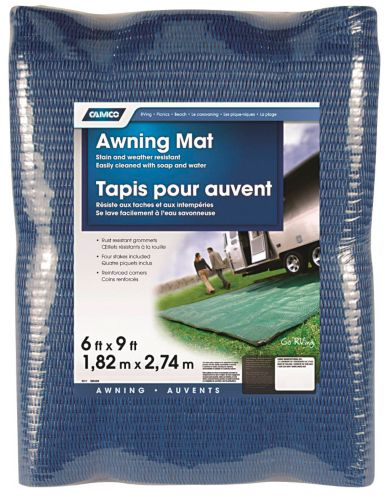Rv Outdoor Awning Leisure Mat 6 X 9 Ft Canadian Tire
