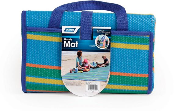 Camco Handy Mat With Strap 60 In X 78 In Canadian Tire