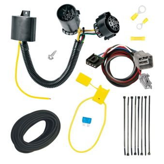 Reese ke Control Converter and 7-Way Adapter Kit ... on reese 5th wheel hitch, reese hitch accessories, reese cabinets, reese receivers,