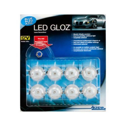LED Gloz Undercar Lights, Blue, 8-Pk Product image