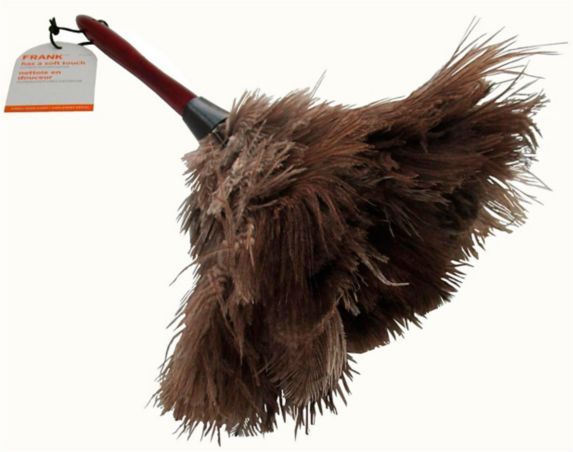 FRANK Ostrich Feather Duster Product image