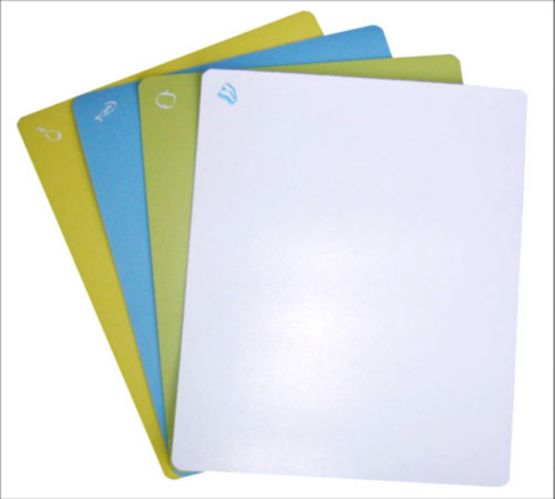 Flexible Multi-coloured Cutting Boards, 4-Pk Product image