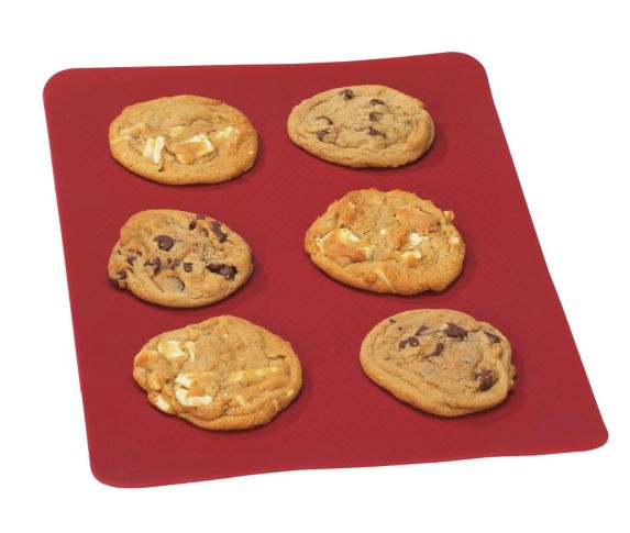 MASTER Chef Silicone Baking Sheet, Red Product image